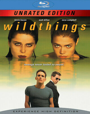 Wild Things [New Blu-ray] Ac-3/Dolby Digital, Dolby, Dubbed, Subtitled, Unrate