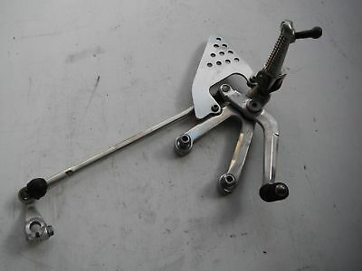 left rearset complete shifter gear foot lever link Yamaha YZFR6  R6 1998 98 YZF