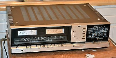 Jvc Jr-S501 1978 1 Owner W/ Manual/papers Serviced Monster Receiver 120 Wpc