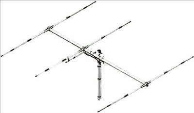 Sirio SY27-3 3 Element Yagi Beam CB Radio Antenna