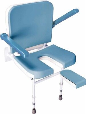 Aidapt Duo Deluxe 2 in 1 Shower Seat VB651