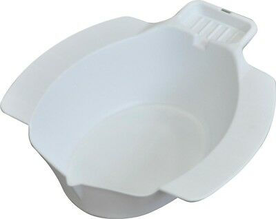 Aidapt Portable Travel Toilet Bidet - White Seat / Soap Tray / Discreet - VR275P