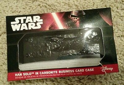 Star Wars Hans Solo in Carbonite Business Card Holder