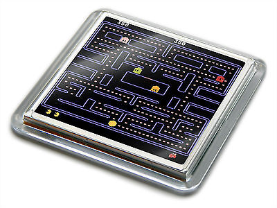 PACMAN Retro Classic Video Game Novelty Gift Quality Drink Mug Coaster