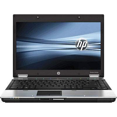 HP Elitebook Intel Core i5 Notebook Laptop Computer PC Windows 7 8440p 6440b