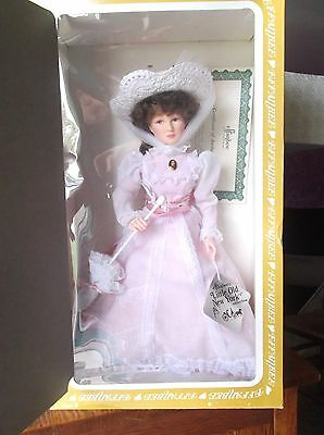 """1985  Effanbee Little Old New York Collection """" Madison Park """" NIB/# 7303"""