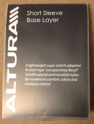 Altura Second Skin Mens Long Sleeve Base Layer - LARGE/EXTRA LARGE Cycling BNWT