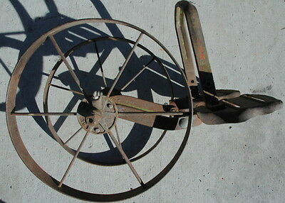 Vintage Planet Junior jr. 2 wheel hoe , ca. 1920's