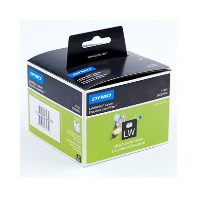 Dymo 11354 Lw Labelwriter Étiquettes Usages Multiples 32 X 57mm / 1 X