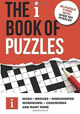 The i Book of Puzzles by Clarity Media New Paperback Book