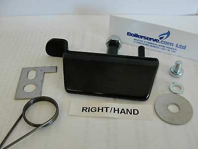 RAYBURN SPARES Rayburn 400 Series Door Handle Complete Right Hand R2636