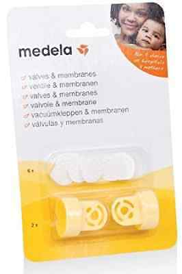 Medela Replacement Valves and Membranes for Medela Breast Pump FREE DELIVERY