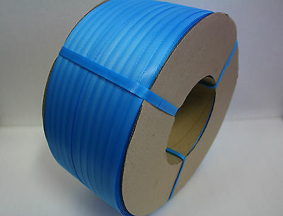 Blue Machine Strapping 12mm x 3000M Polypro carton strapping