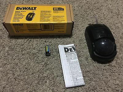 DeWalt Site Lock DS210R / Indoor Motion Sensor