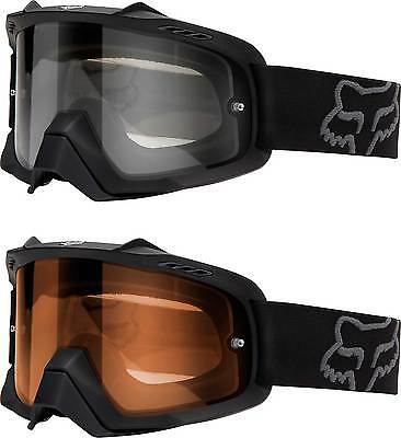 2017 Fox Racing Air Space Enduro Goggles - MX ATV Motocross Off-Road Dirt Bike