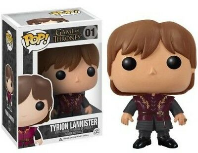 Game Of Thrones - Tyrion Lannister Funko Pop! Television Toy