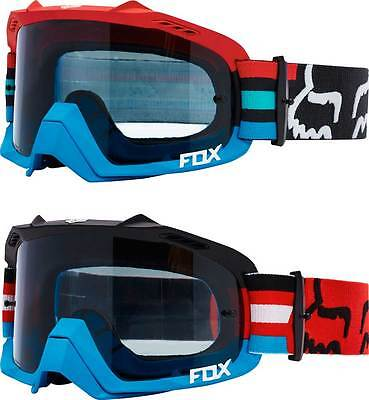 2017 Fox Racing Air Defence Seca Goggles - MX ATV Motocross Off-Road Dirt Bike