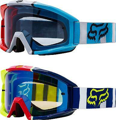 2017 Fox Racing Main Falcon Goggles - MX ATV Motocross Off-Road Dirt Bike Adult