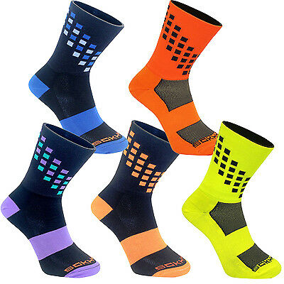 Sokhyte The Business Bike Riding Socks Assorted Colors Euro Sizes 39-45
