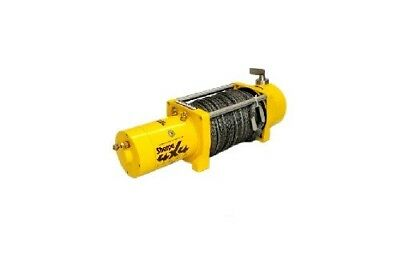 Sherpa 4x4 17,000Lb Cable | Rope Winch