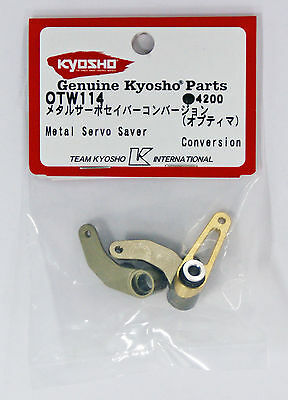 Kyosho OTW114 Aluminum Servo Saver Conversion (OPTIMA 2016)