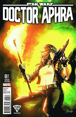 Star Wars Doctor Dr Aphra 1 Fried Pie Albequerque Variant Nm