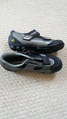 ladies shimano clip on bike shoes SIZE 6/39 NEW