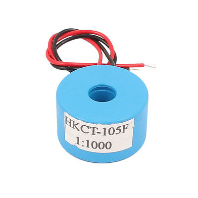 8.3mm Inner Dia Micro Precision Current Transformer for Current Detection