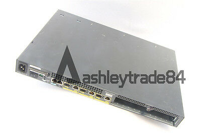 Cisco 7301 AC 256/128 With Rack mount kit 7301-AC 3 Port Gigabit Router Tested