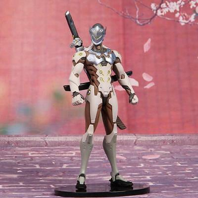 Overwatch OW Genji PVC Complete Figure Statue Shooting 3D Model Collection