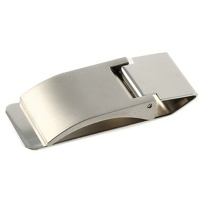 Hinged Money Clip Gift Satin Finish with FREE ENGRAVING
