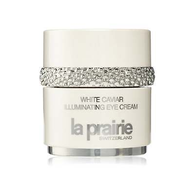NEW La Prairie White Caviar Illuminating Eye Cream for Her 20ml, Boxed +Free P&P