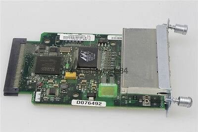 Cisco WIC-4ESW 4 Port 10/100 Fast Ethernet Card Tested
