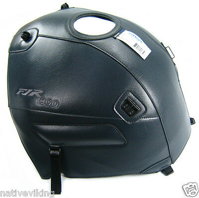 BAGSTER TANK COVER Yamaha FJR1300 2005 anthracite grey PROTECTOR in stock 1420H