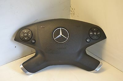 Mercedes E Class Steering Wheel Airbag A2128600102 W212 2010 Driver Side Air Bag