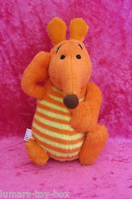 """The Roly Mo Show YUGO 6"""" Soft Plush Toy 2005 Fisher Price Mattel"""