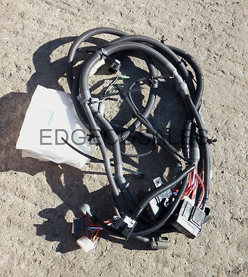 kubota me series tractor engine wiring harness loom kubota m series tractor engine wiring harness loom 3y20577333