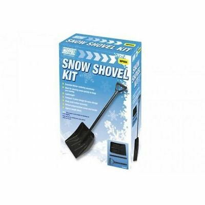 Snow Shovel Kit - Keep In Your Car For The Winter