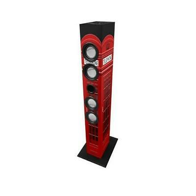 115084LN New Majestic Ts-84bt ln Sistema Audio Multimediale Bluetooth a Torre 3
