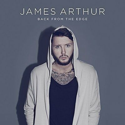 James Arthur-Back From The Edge - Deluxe  CD NUEVO