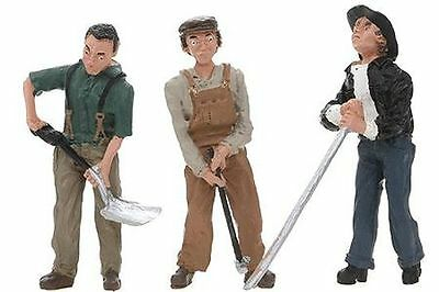 Woodland 785-2562 G Scenic Accents(R) Figures Rail Workers