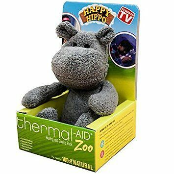 Thermal Aid Zoo Hippo ''Hippo, 1 Count''
