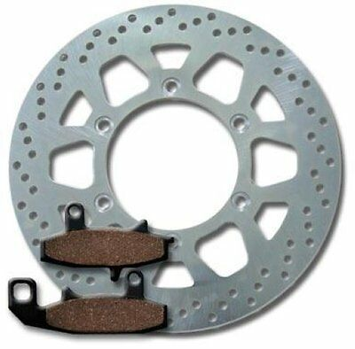 Suzuki Front Brake Disc Rotor + Pads DR 650 DR650 (1992-1994) NEW