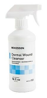 Wound Cleanser McKesson 16 oz. Spray Bottle NonSterile 1 Count *SHIPS FREE!*
