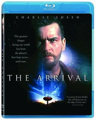 The Arrival [New Blu-ray] Rmst, Repackaged, Widescreen, Ac-3/Dolby Digital, Do
