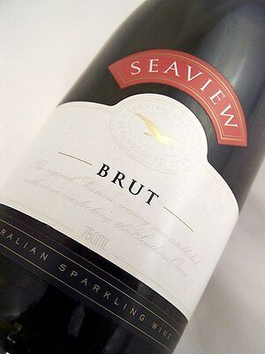 2002 circa NV SEAVIEW Winery Brut Sparkling Wine Isle of Wine
