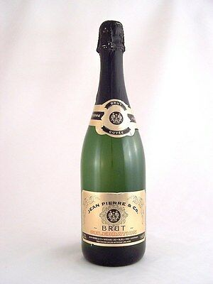1987 circa NV JEAN PIERRE Brut Sparkling Wine Isle of Wine