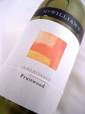 2004 circa NV McWILLIAMS Inheritance Fruitwood White Blend Isle of Wine