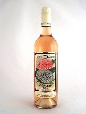 2014 SPRING SEED Wine Co Morning Bride Rose Isle of Wine
