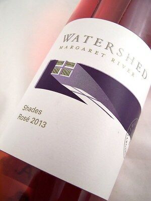 2013 WATERSHED WINES Shades Rose Isle of Wine